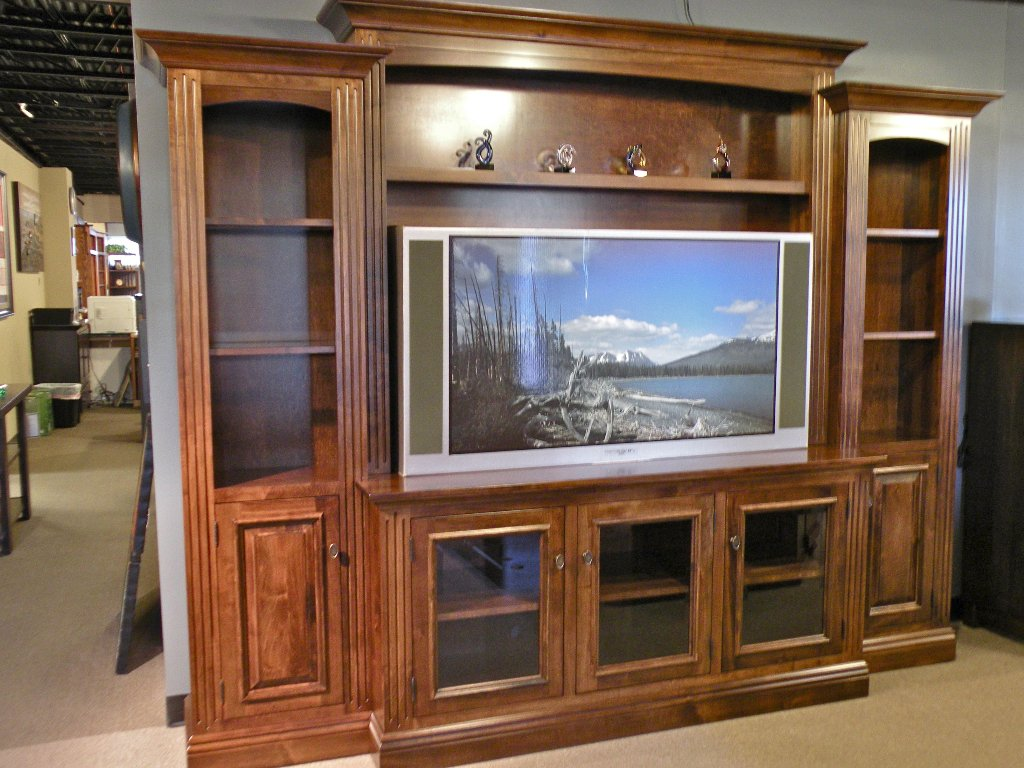 Tv stands entertainment centers don 39 s home furniture madison wi Home furniture tv stands