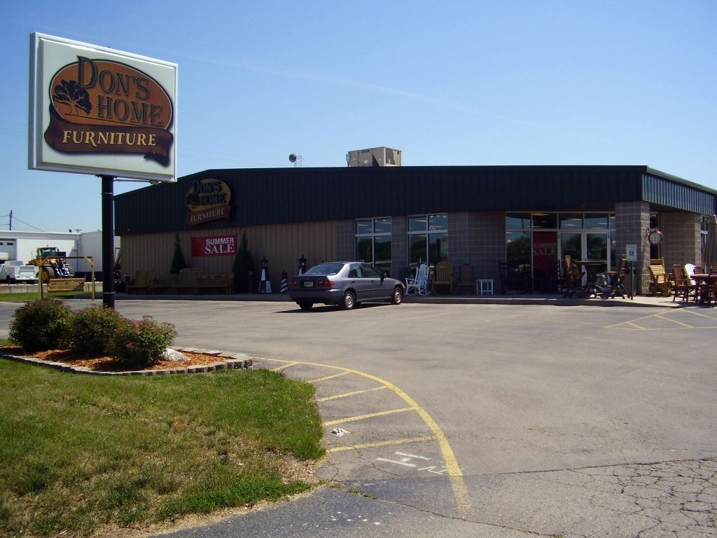The Original Don's Home Furniture Store
