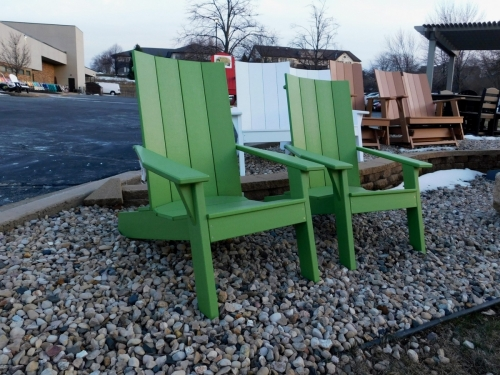 Cape Cod Chairs in Green