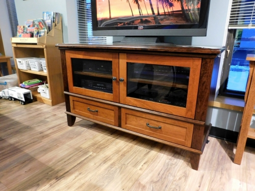Plymouth TV Stand