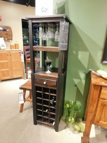 Genuine Oak Design - Madison Wine Cabinet