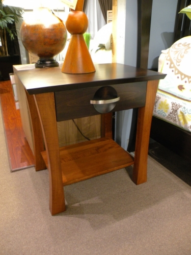 Providence 1-Drawer Nightstand