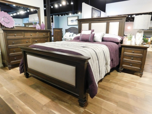 Legacy Village Panel Bed