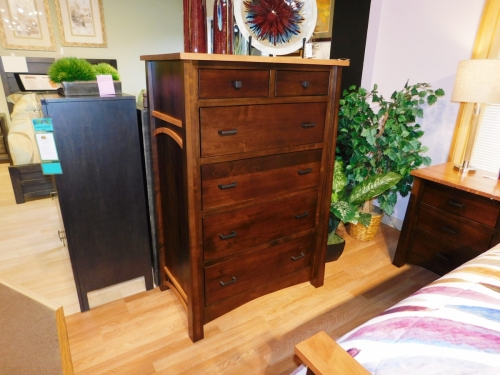 Madison Bow Chest of Drawers