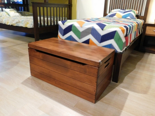 Toy Box with Handles
