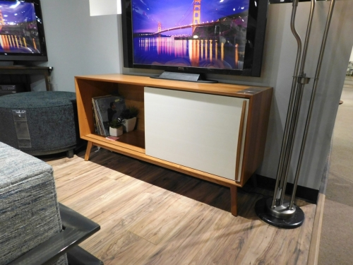 Cambridge Sliding Door TV Console