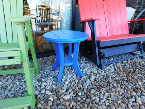 Cape Cod Round End Table