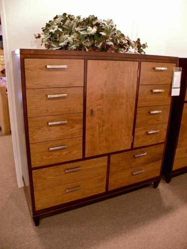 Cassie 12-Drawer and 1-Door Dressing Chest