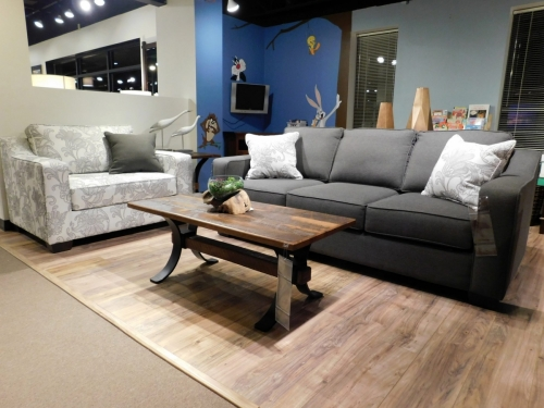 Central Avenue / Gold Rush Living Room