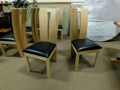 SOLD Delphi Side Chairs