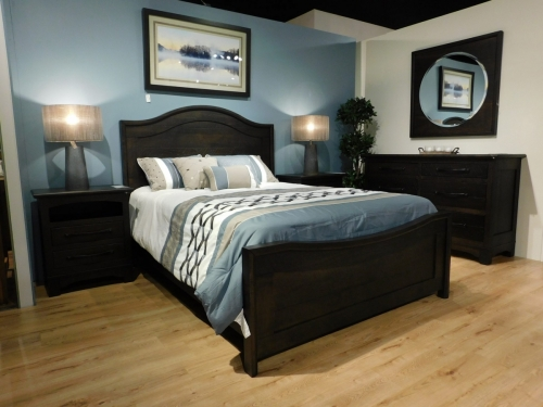 Farmhouse Bedroom Collection with Loft Bed