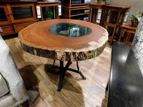 Large Lake End Table