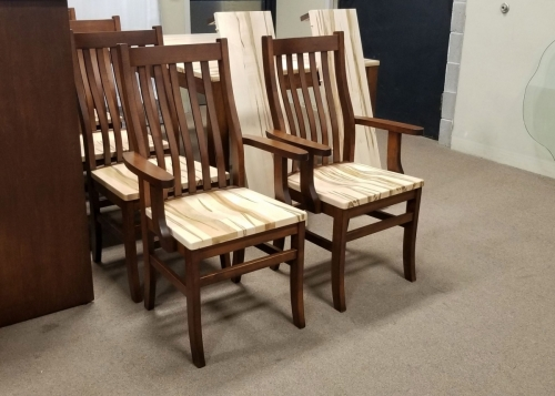 Lincoln Arm Chairs