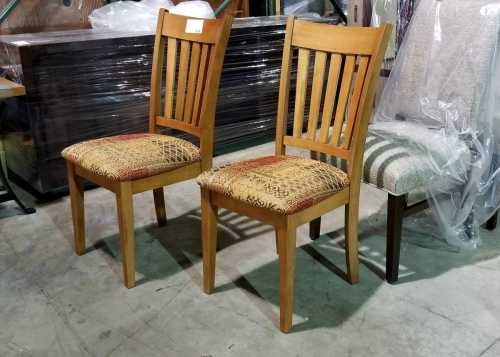 Marbury Side Chair with Padded Seat