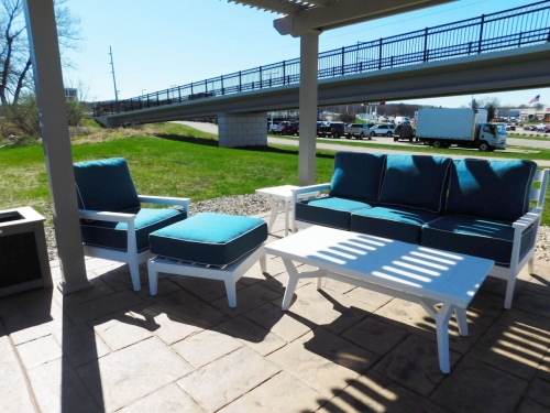 Mayhew Outdoor Patio Furniture Set