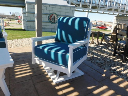 Mayhew Outdoor Swivel Rocker Chair