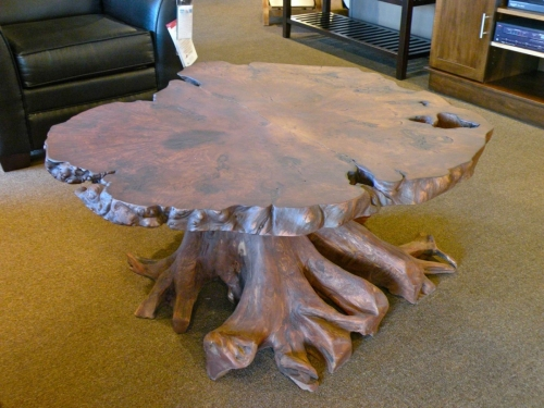 SOLD Roots Coffee Table