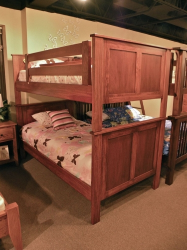 Child's Panel Bunk Beds