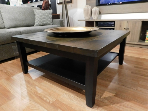Plank Contemporary Coffee Table