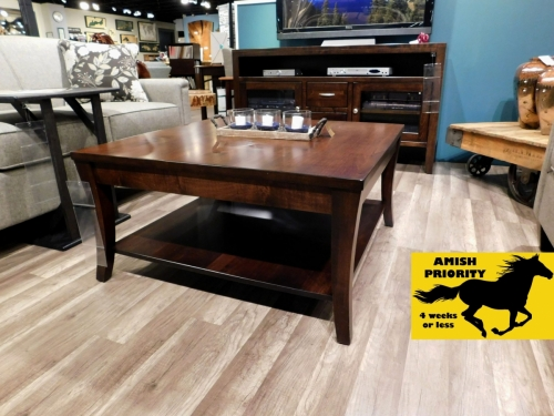 Riviera Square Coffee Table