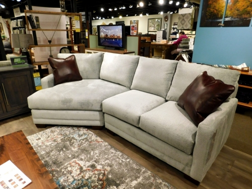 Simply Yours 2 Piece Sectional
