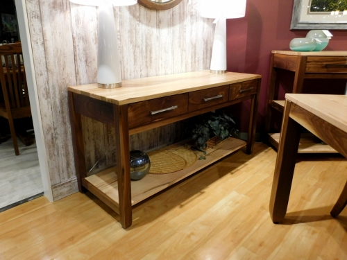 Village Manor Console Table