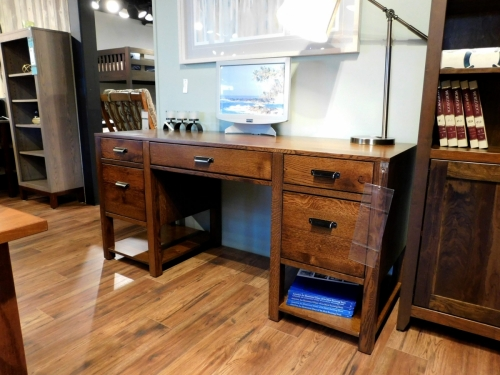 Wakefield Double Pedestal Desk