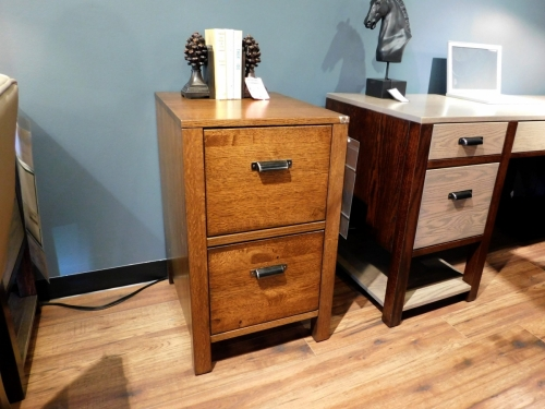 Wakefield 2-Drawer File Cabinet