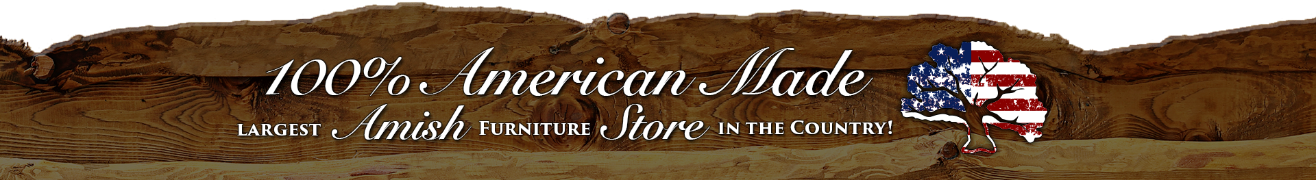 Amish Handcrafted Furniture & More | Don\'s Home Furniture Madison, WI